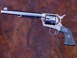 Paladin's gun