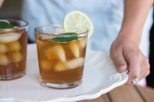 iced tea for blog