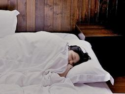 Sleeping Woman 2