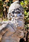 carved dwarf