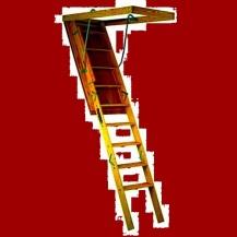 ladder to barn loft 2