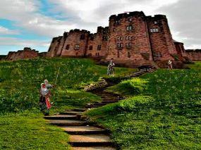 Castle restored