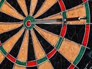 dagger - bullseye