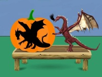 Dragon's pumpkin