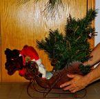 Where do you want the sleigh