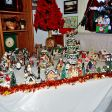 Christmas village and decorations 15