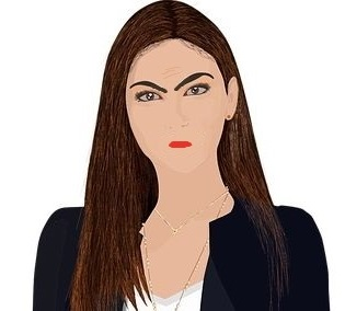 Talia angry 2